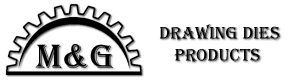 Specialisti nella vendita e rettifica di filiere in metallo e diamante